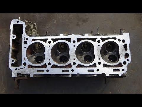 Обзор и сравнение ГБЦ двигатель Мерседес М 102   2,0 -2,3 .