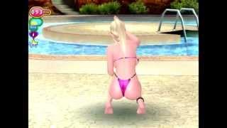 getlinkyoutube.com-Sexy Beach 3 - Maria Relax HD