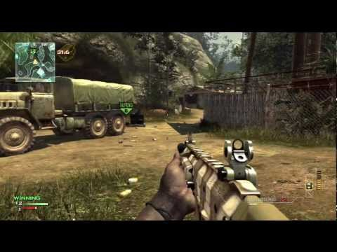 CoD: MW3 - Search and Destroy on Village w/ commentary by xX