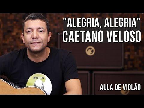 Caetano Veloso - Alegria, Alegria