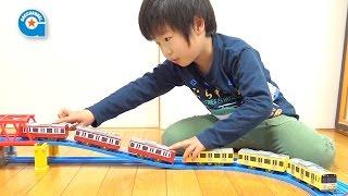 getlinkyoutube.com-プラレールの京急新1000形【がっちゃん5歳】