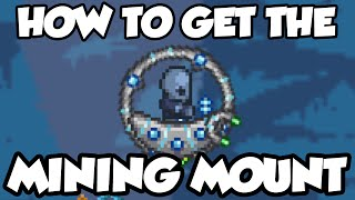 getlinkyoutube.com-Terraria 1.3 - How To Get The Drill Mount! Drill Containment Unit Guide Terraria 1.3