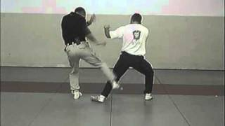 Self defense - Techniques de close combat