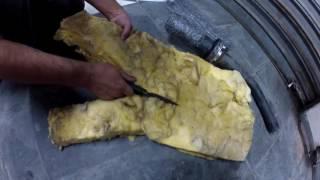 getlinkyoutube.com-Como trocar a lã escapamento esportivo encurtado Honda Falcon #FAGNAODAFALKERA