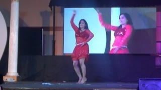 getlinkyoutube.com-Rashmi - Jabardasth Show Anchor Dance Performance at a College event