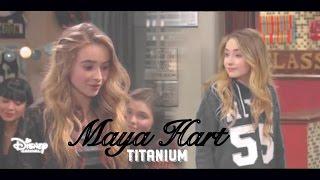 Maya Hart ~ Titanium