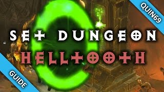 getlinkyoutube.com-Diablo 3: Set Dungeon - Helltooth Harness (Mastery | How To | Patch 2.4)
