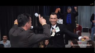 getlinkyoutube.com-Cihad & Najla - Wedding - Tarek Shexani - by Roj Company