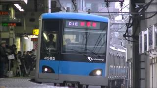getlinkyoutube.com-11/14 小田急4000形常磐線内試運転