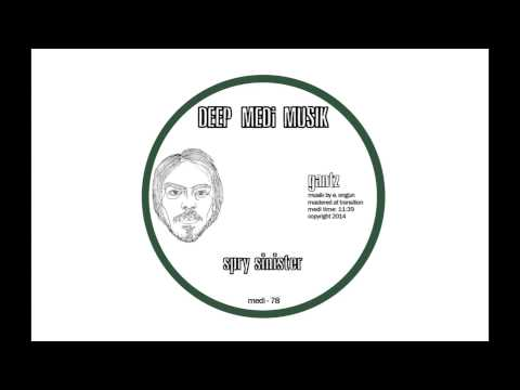 Gantz & El Mahdy Jr - Rising [DEEP MEDi Musik]