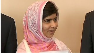 Malala Yousafzai & Kailash Satyarthi win 2014 Nobel Peace Prize - Announcement