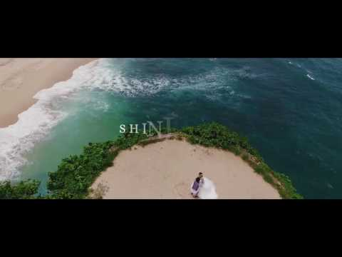 The wedding of  Shinji & Rie