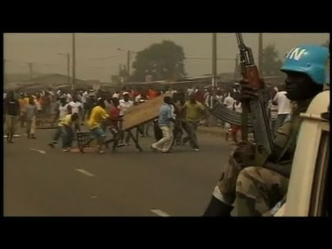 Chaos Escalates in Ivory Coast Over Disputed Presidency