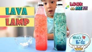 getlinkyoutube.com-ลาวาแลมป์- ทดลองวิทยาศาสตร์สำหรับเด็ก / Fun Science Experiment Lava Lamp