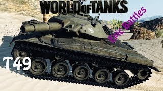 getlinkyoutube.com-WOT EPIC BATTLE - T49(8 kills 9000 DMG)