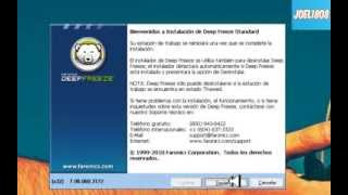 getlinkyoutube.com-Descargar e Instalar DEEP FREEZE 7 ESPA OL PARA WIN XP/7/8 2014 ASK  TUTOSPC