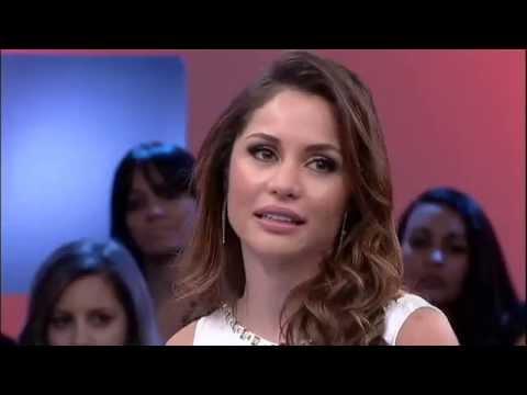 roberto justus mais questiona Maria Melilo sobre vazamento de vídeos sensuais 24 03 2014 mircmirc