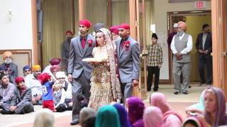 getlinkyoutube.com-Most Epic Sikh Wedding | 2013 Indian Wedding Vancouver