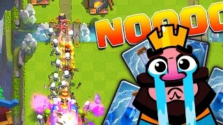 getlinkyoutube.com-ZAP BAIT TAKEOVER? - Zap Nerf Update Clash Royale