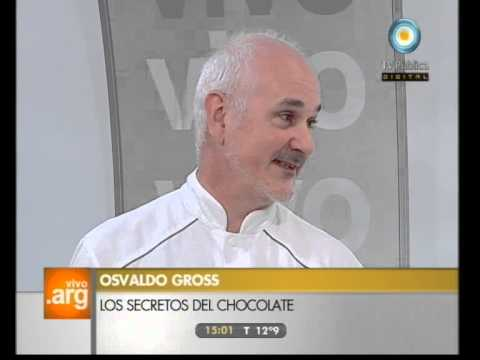 Vivo en Argentina: Chocolate - 21-07-11