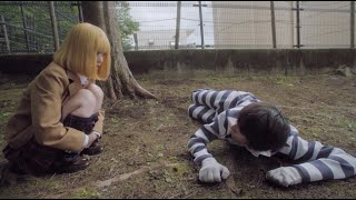 getlinkyoutube.com-Prison School Live-Action - Pee