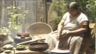 getlinkyoutube.com-Nakatamales y Atole Negro, La Ruta del Sabor, Cherán Michoacán