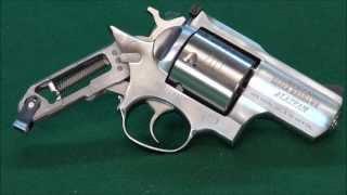 "getlinkyoutube.com-Ruger Super Redhawk Alaskan, ""Must Have"" Revolver. Review. weaponseducation"