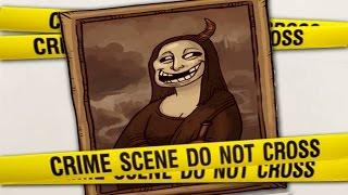 getlinkyoutube.com-TROLLA LISA | Trollface Quest 3