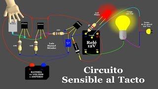 getlinkyoutube.com-Circuito Sensible al Tacto (Animación)