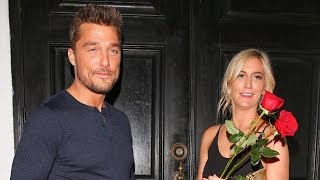 Chris Soules Buys Whitney Bischoff Roses After Seeing Off Witney Carson At DWTS Wrap Party
