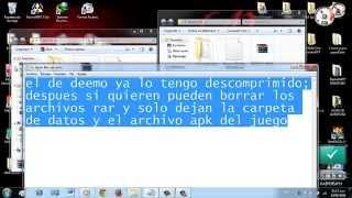 getlinkyoutube.com-Descargar CYTUS 7.0 y DEEMO 2.0 full apk + Datos