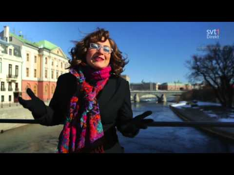 ESC 2013 FINAL - Lynda Woodruff's journey through Sweden (Part 3) HD