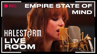 "getlinkyoutube.com-Halestorm - ""Empire State Of Mind"" (Jay-Z cover) captured in The Live Room"