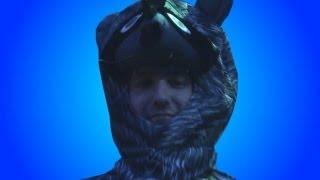 getlinkyoutube.com-Costumed Creatures go to Chipotle! (24 Hour LiveSCREAM)