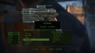 getlinkyoutube.com-Fallout 4 - Tip For Renaming Your Weapons