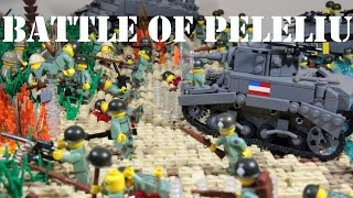 getlinkyoutube.com-LEGO: Building The Battle of Peleliu EP 33: SEASON FINALE