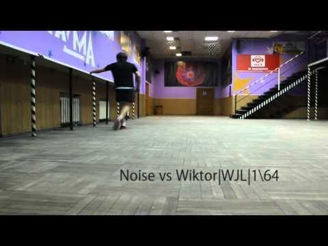 WJL | NOISE VS WIKTOR | 1/64 final | Jumpstylers.ru