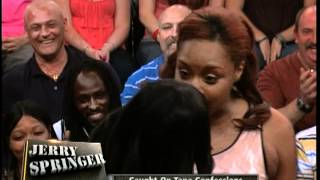 getlinkyoutube.com-Caught On Tape Confessions (The Jerry Springer Show)