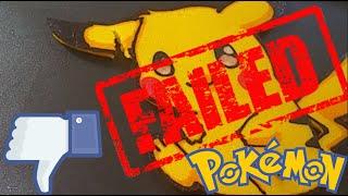 Failed and Messed up Pancakes - Pokemon Edition - Bloopers - Behind the Scenes