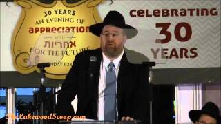 getlinkyoutube.com-Shlomo Yehuda Rechnitz Speech about Lakewood schools, Jan 24 2016