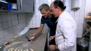getlinkyoutube.com-Gordon Makes the Perfect Croissant - Gordon Ramsay