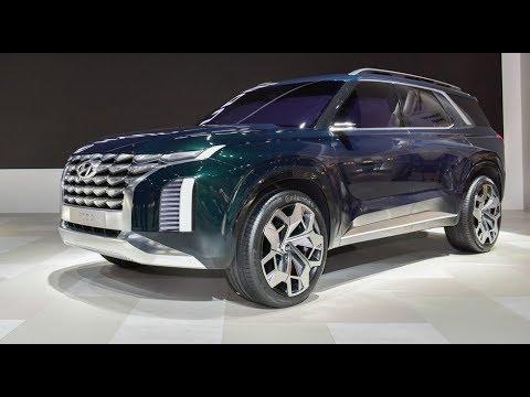 2020 Hyundai Palisade WILD SUV