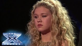 getlinkyoutube.com-Rion Paige is Eliminated From The X Factor - THE X FACTOR USA 2013
