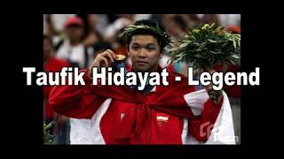 getlinkyoutube.com-Taufik Hidayat - Mr.Backhand