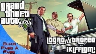getlinkyoutube.com-Grand Theft Auto V   Logro / trofeo: ¡Kifflom! (Huevo de pascua secta Epsilon)