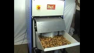 Cashew Nut Shell Remover Machine