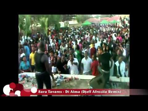 Sara Tavares - Di Alma (Djeff Afrozila Remix)
