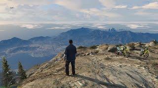 Grand Theft Auto 5 - Open World Free Roam Gameplay (PC HD) [1080p]