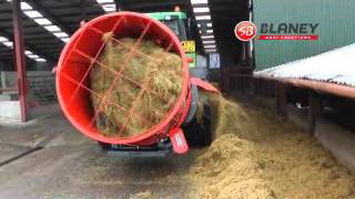Blaney Agri Bale Shredder