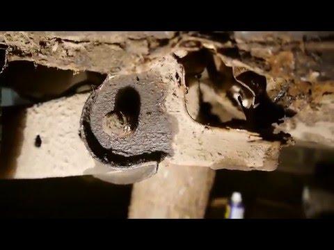КенТаврия ' - 47 - Отрыв задней балки... Устраняем (HD)
